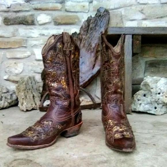 37ca4d3deab Twisted X cowboy boots size 8.5